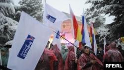 До президентских выборов в Южной Осетии осталось три дня