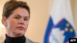 """Новый премьер Словении Аленка Братушек обещает, что никакого """"греческого сценария"""" не будет"""