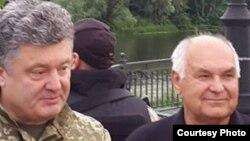 Ukraine -- Petro Poroshenko, 20June2014