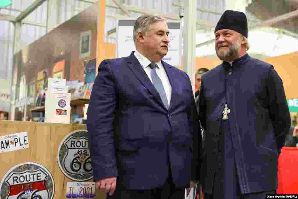Аляксандар Карлюкевіч і Фёдар Поўны