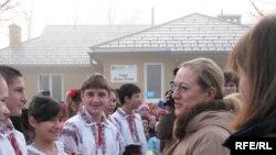 Ферреро-Валднер Молдовада, ноябр, 2009