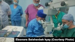 Kyrgyzstan, eyes doctors from Israel