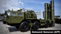 S-400 raket sistemi
