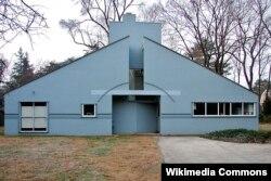 Vanna Venturi Evi - ilk postmodern binalardan