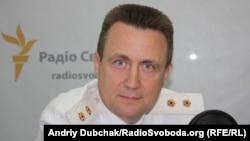 Віце-адмірал Ігор Кабаненко