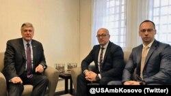 Filip Kosnet, Goran Rakić i Igor Simić