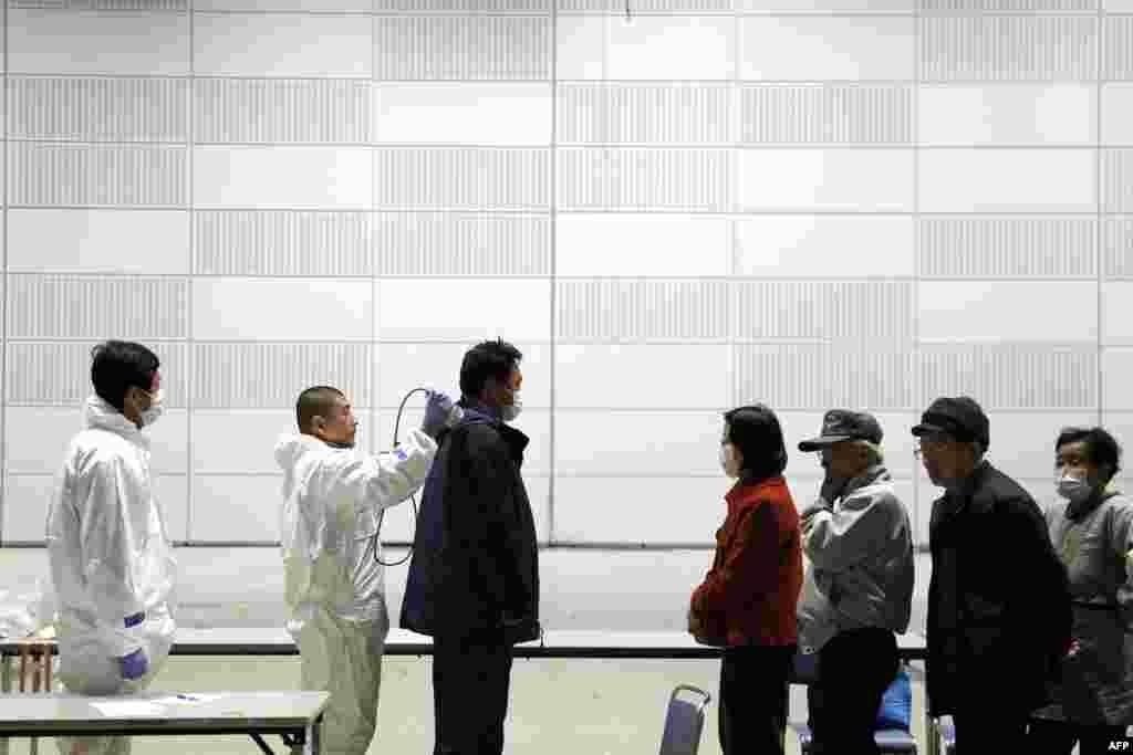 В 2012 году СМИ стало известно, что компания Build-up, которая ликвидировала последствия радиационной катастрофы, под угрозой увольнения заставляла своих сотрудников занижать уровень радиации на персональных дозиметрах с помощью свинцовых пластин