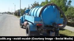 Во многих городах Узбекистана наблюдается острая нехватка питьевой воды.