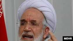 Mehdi Karrubi has been under house arrest for at least a week.