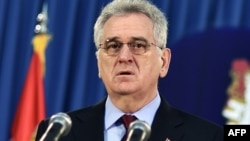 Президент Сербии Томислав Николич.