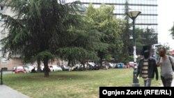 Jedan od beogradskih parkova