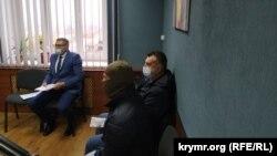 Николай Федорян в суде Херсона