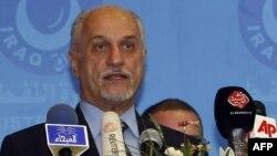 وزير النفط العراقي حسين الشهرستاني