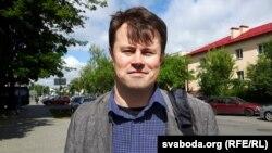 Юры Чавусаў, архіўнае фота
