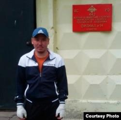Спартак Тіпанов у госпіталі у селищі Кам'янка