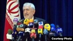 Mohammad Gharazi