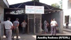 Astara sərhəd-keçid məntəqəsi