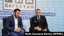 На пресс-конференции УГИБДД по Республике Дагестан