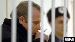 Віктор Лозінський під час судового розгляду, грудень 2010 року