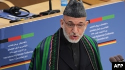 Президент Афганистана Хамид Карзай