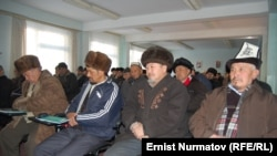 Имамдар окууда, Ош. 9-январь, 2012