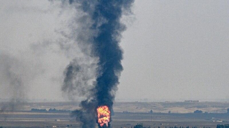 SDF: Turska granatira naselja, Erdoan negira