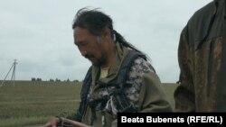 Шаман Александр Габышев.
