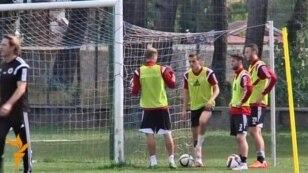 Тензии пред фудбалскиот меч меѓу Албанија и Србија