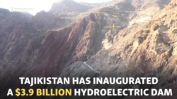 Tajikistan Inaugurates Mega-Dam