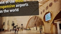 Turkmenistan's Megalomaniac Airport