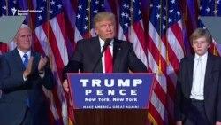 Доналд Трамп идниот претседател на САД