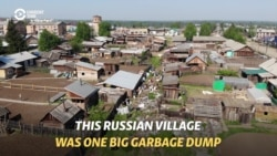 Trash Talk: Cleaning Up A Siberian Village With A Glut Of Garbage
