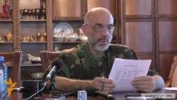 Ազատամարտիկն իր հետ կատարվածի մեջ դարձյալ մեղադրում է ՀՖՖ-ի նախագահին