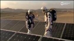 Ученые имитируют жизнь на Марсе в израильской пустыне