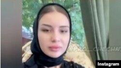 Тарамова Хьалимат, скриншот