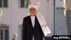 محمد اشرف غنی، رئیس جمهوری افغانستان