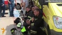 Світ у відео: В результаті аварії в московському метро загинула щонайменше 21 людина