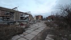 Звуки вечірнього бою під Широкино