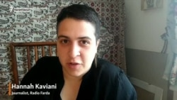Briefly...Radio Farda's Hannah Kaviani on Reporting on the COVID-19 Crisis in Iran