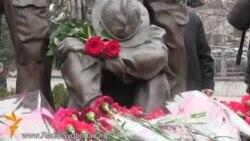 «Афганці» вигнали «Український вибір» зі свого мітингу