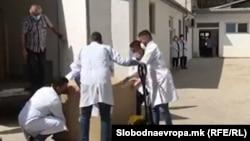 Втора донација вакцини против ковид-19 од Србија (Спутник V)
