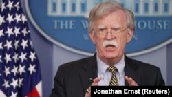 Ağ Evin milli təhlükəsizlik müşaviri John Bolton oktyabrın 20-də Moskvaya səfər etməlidir