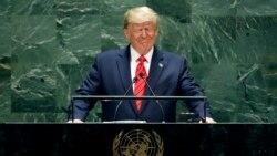 دیدگاههای فرشته پزشک درباره سخنرانی دونالد ترامپ در مجمع عمومی سازمان ملل