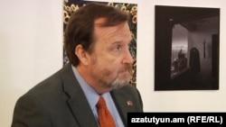 Посол США в Армении Ричард Миллз, Ереван, 24 января 2017 г․