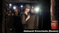 Rudari u rudniku, ilustrativna fotografija