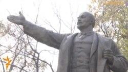 Память о 7 ноября в Алматы
