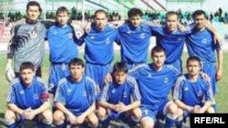 """Дастаи футболбозони """"Регар"""" ТадАЗ"""