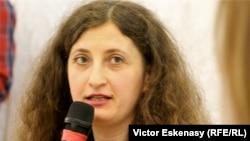 Liliana Corobca la Tîrgul internațional de carte de la Frankfurt