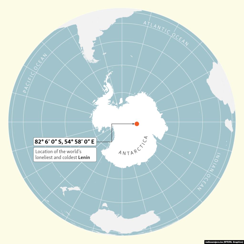 Крім того, станція розташованабуквально в глушині на відстані приблизно 1400 кілометрів від узбережжя, та й ще і на висоті близько 3700 метрів над рівнем моря