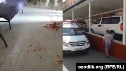 187 граждан, пострадавшие в результате конфликта на узбекско-кыргызской границе, были госпитализированы в Сохскую районную больницу.